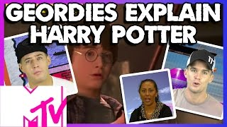 Geordie Shore Cast Explain All Of Harry Potter In 110 Seconds | MTV