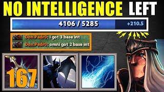 +210 Mana Regen Insane Intelligence Stealer   Dota 2 Ability Draft