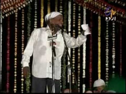 Rahat Indori (part 1 Of 2) - Naatiya Mushaira Jaipur video