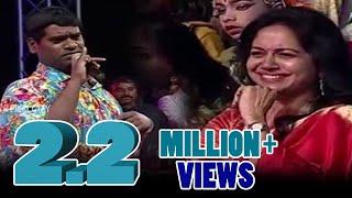 Bithiri Sathi Imitates Singer Sunitha | Bithiri Sathi Funny Comments On Singer Sunitha | FILM CITY