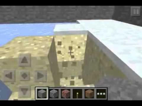 Minecraft pocket edition update 0 7 0 0 6 2 latest version on Youtube