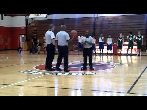 Stoney Point Knicks vs Celtics - Part  - 24 Jan 15