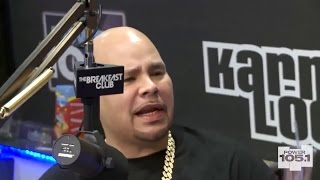 Fat Joe Gets Emotional Talking About His Beef With 50 Cent & Plus His Thoughts On Biggie And 2P
