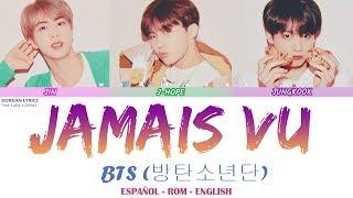 BTS - Jamais Vu | Lyrics: Español - Rom - English