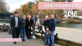 CENTER PARCS ELVEDON | BEST UK FAMILY BREAK | PART 1