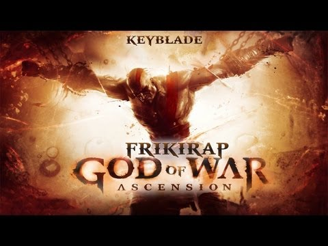 GOD OF WAR ASCENSION FRIKIRAP: Mi Ascensión | Keyblade
