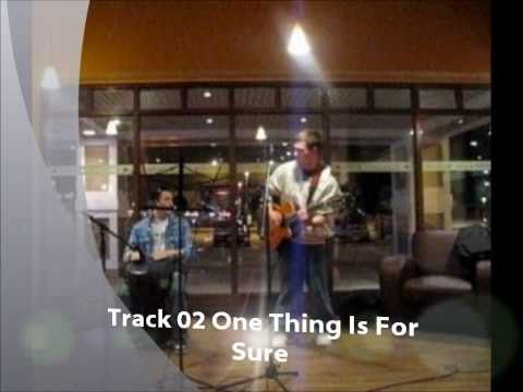 Zach Robinson - One Thing Is For Sure