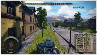 World of Tanks PS4 French Tank
