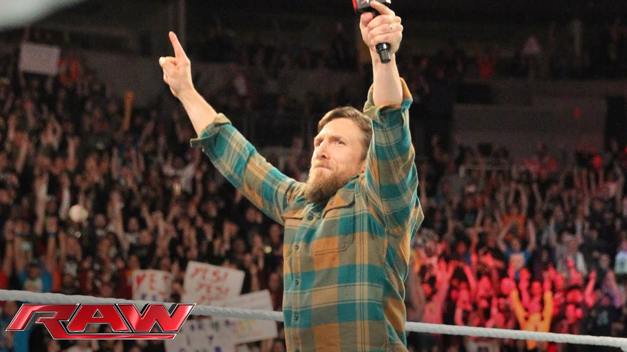 WWE Superstar Daniel Bryan Says Goodbye