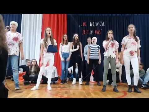 Konkurs Piosenki Patriotycznej W SP17 W Zielonej Górze Klasy IV-VII