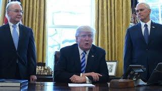 Trump's next move after health care failure