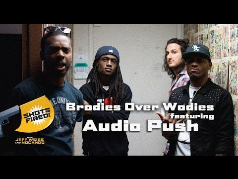 Brodies Over Wodies | Audio Push video