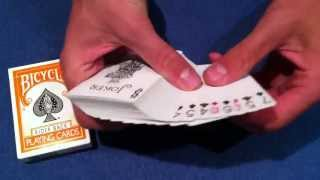 TELEPATHY CARD TRICK REVEALED - MAGIC REVEALED :: Magic Trick To Impress Your Friends