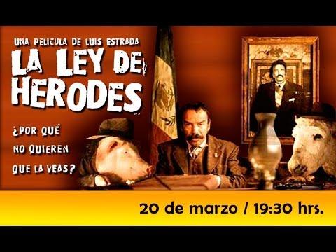 Trailer  LA LEY DE HERODES en