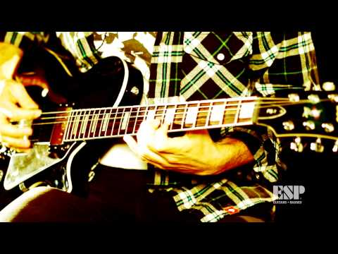 ESP Guitars: Guitar of the Week -- PS-1/Horizon w/Ben Weinman