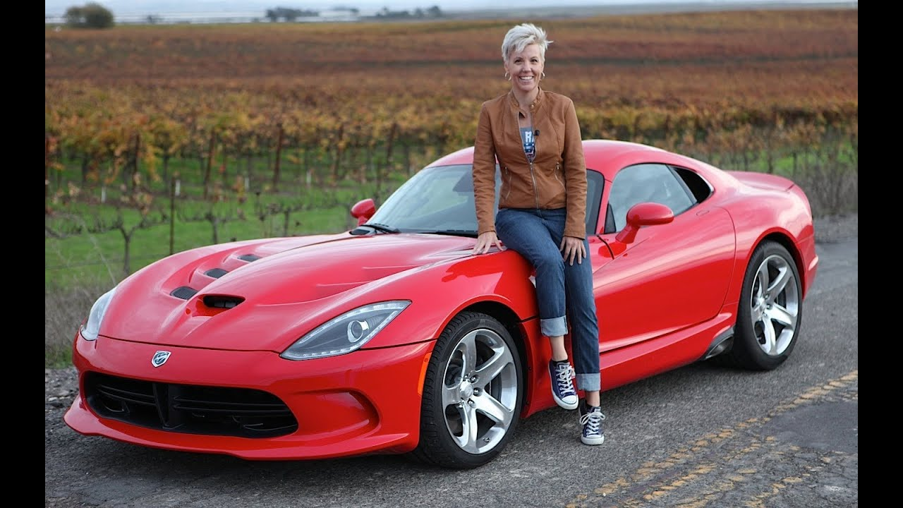 Srt Viper 2013 Review  U0026 Road Test With Emme Hall By