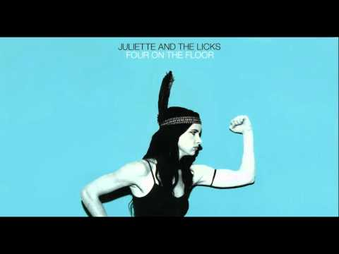 Juliette & The Licks - Inside The Cage