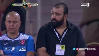 هدف الخليج الثاني ضد الوحدة (عبدالله السالم) في الجولة 10 من دوري جميل