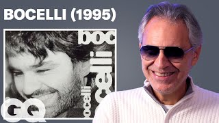 Andrea Bocelli Breaks Down His Most Iconic Songs   GQ