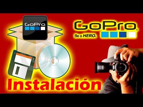 Como instalar GoPro Studio 2.0 correctamente ? en Español | @Pablofurius