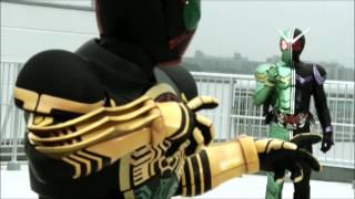Kamen Rider OOO Cameo Appearance