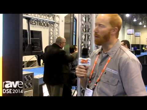 DSE 2014: Display Devices Does In-House Custom Metal Manufacturing For DS