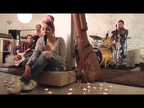 Маги Алексиева - Break My Heart (live)