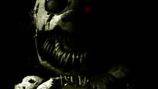 Nightmare Springtrap sings break my mind (SHORT)