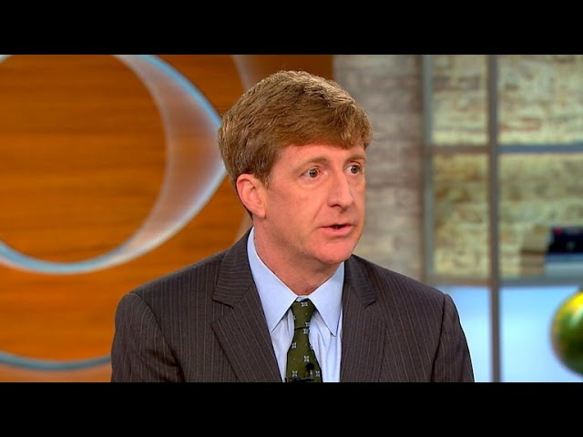 "Patrick Kennedy shares secret family struggles in ""A Common Struggle"""