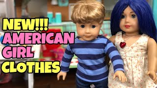 American Girl Doll NEW Clothing From Silly Monkey