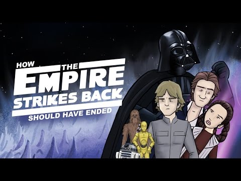 Thumb The Empire Strikes Back: How It Should Have Ended