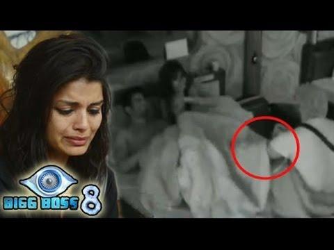 Bigg Boss 8, Day 36 : Ali Quli Mirza Inappropriately Touches Sonali Raut