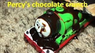 Tomy/trackmaster Percy's chocolate crunch (AB US)