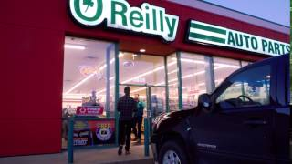 O'Reilly Auto Parts Jingle - Store Opening