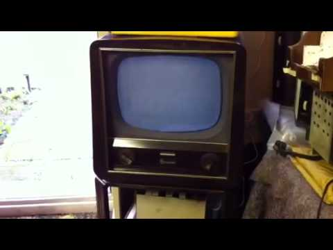 Ittsy-Lectric Television Demonstration