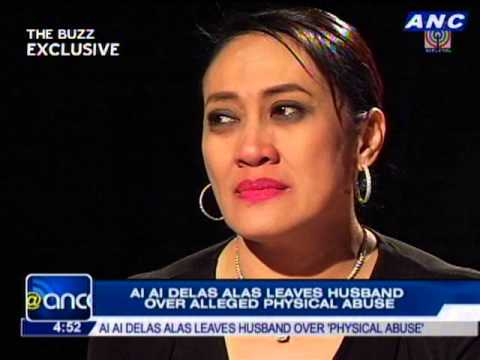 Ai Ai de las Alas leaves husband over alleged physical abuse