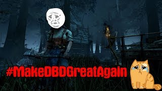 Dead By Daylight is Dying. Sad Montage - Dead by Daylight. Bugs and Glitches (DBD) #2