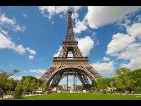 #Париж - один день в Париже, прогулка в ценре Парижа в июне