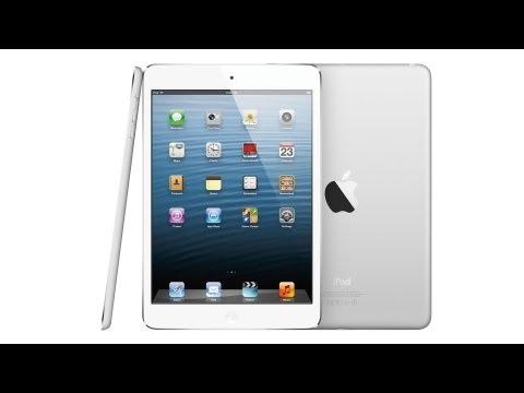 Apple iPad mini (představení)