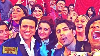 Ranveer Singh, Parineeti Chopra & Govinda on Comedy Nights With Kapil | 1st November 2014 Episode