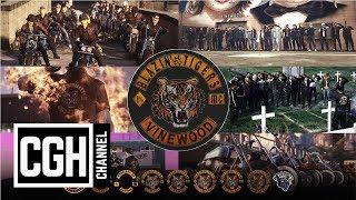 GTA 5 Community Showcase - Blazing Tigers MC