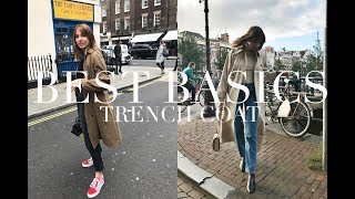 Testing Basics | Trench Coats