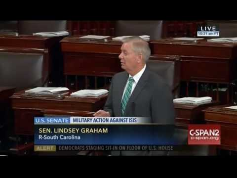 Lindsey Graham: Obama Administration is the Real JV Team