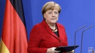STFU Merkel Before Germans Drag You From Office