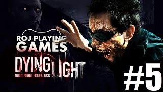 DYING LIGHT | ZOSTAŃ ZOMBIE #5 | ROJO & IZAK & DREDZIU & FREAKY & SZWAGIER | 60FPS GAMEPLAY