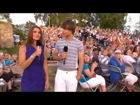 """Alexander Rybak in """"Allsang på Grensen"""" - 30.06.11"""