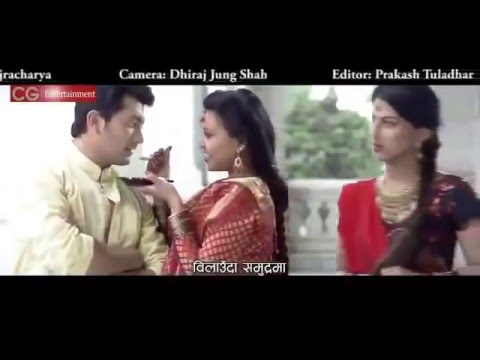 timi baheka mero bhannu by Shreya Ghoshal