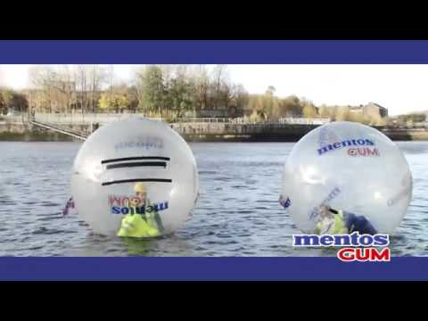 Kommando - Mentos PR Stunt and Guerrilla Marketing Campaign