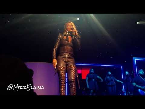 Mary J Blige  Love No Limit at the Fox Theater