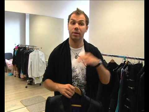 Как создает свою коллекцию дизайнер Андре Тан